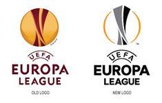 New Europa League Kits Sleeve Badge Revealed - Footy Headlines Football Fonts, Football Team Kits, Europa League, Fifa, Sc Braga, Vegalta Sendai, Real Zaragoza, Uefa Super Cup, Logos