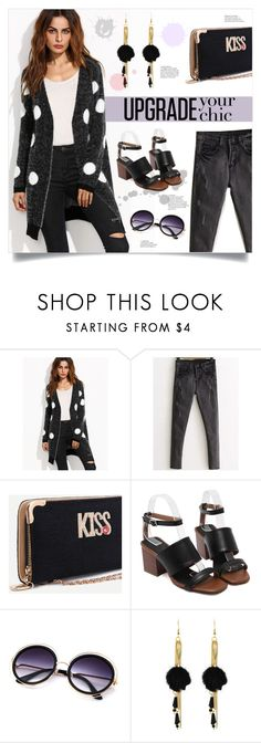 """Ungrade Your Chic"" by mahafromkailash on Polyvore featuring WithChic"