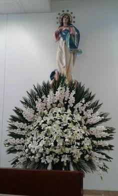 Nuestra Señora del buen Concejo, capilla San Rafael, Pasto