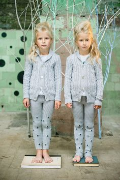 Amazing styling, colour and clothing for a/w 12 by new Latvian brand, Paade Mode.