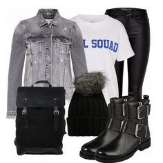 Herbst-Outfits: CasualRock bei FrauenOutfits.de
