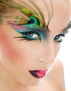 woodland fairy makeup -