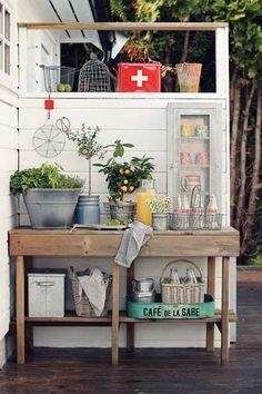 Need a garden table