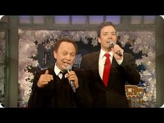 "Billy Crystal and Jimmy Fallon Sing ""Have Yourself a Merry Little Christmas""."