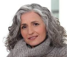 Bob, long, short, pixie Hair styles for grey hair for older women. Grey senior women over 50s hair styles by Kimberly and Team of HaircutsonWheels.ca