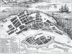 Kochi / Cochin in 1663
