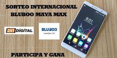 Sorteamos el nuevo smartphone Bluboo Maya Max 4G