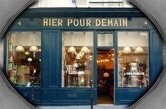 Hier pour Demain: antiguedades Art Decó en esta tienda de París | DolceCity.com