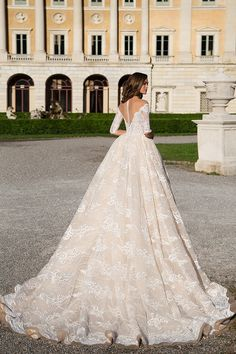 Milla Nova Bridal Wedding Dresses 2017 angelina3