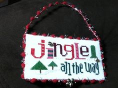 The All Year Long CHRISTMAS Stitch-A-Long