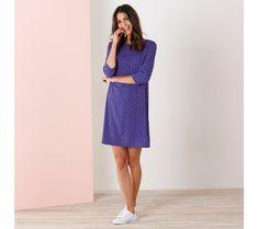 Šaty se 3/4 rukávy | blancheporte.cz #blancheporte #blancheporteCZ #blancheporte_cz #moda #fashion #exkluzivni #exclusive