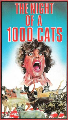 The Night of 1000 Cats