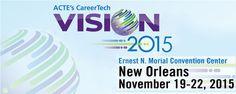 Visit Studica at ACTE's CareerTech VISION 2015