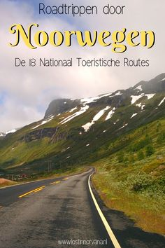 The 18 National Tourist Routes of Norway - Lost in Norvana - Thanks to Norway& high spirits, today everyone can enjoy the Norwegian no man& lands in - Family Vacation Destinations, Cruise Vacation, Travel Destinations, Sweden Travel, Norway Travel, Holidays In Norway, Scandinavian Countries, International Travel Tips, Countries To Visit