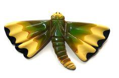 Bakelite moth