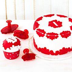 Fondant Ausstecher-Set Ornament Marzipan, Birthday Cake, Desserts, Color, Ornament, Silk, Coffee Time, Foods, Decorating