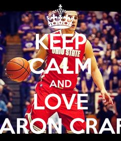 I dont follow basketball but I do know that Aaron Craft is good looking