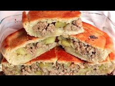 2 cartofi și niște carne tocată! Cina fantastică, sănătoasă și gustoasă! # 351 - YouTube