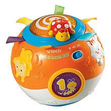 "Vtech - Move & Crawl Ball - English Edition - VTech - Toys""R""Us"