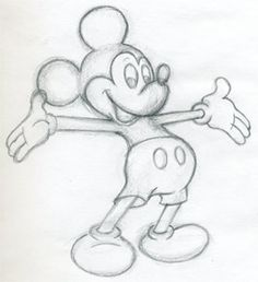 some of the first things I started drawing were of course cartoons and disney characters..