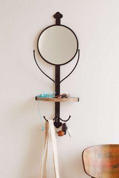 Plum & Bow Wire Mirror Shelf $79