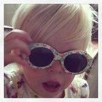Dag 3: fotografeer zomer. #sunglasses #ninaboeren @ninaboeren via Instagram/@Ruben Boeren