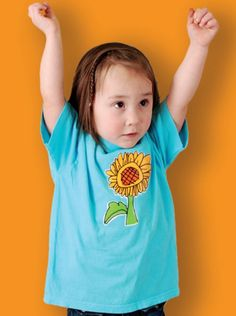 Giving Goose--awesome new kids' clothing company started by a 7 year old!