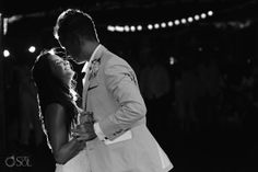 Beautiful bride and groom at their destination wedding in the Riviera Maya at the @Now Resorts & Spas Mexico wedding photographers Del Sol Photography