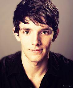 """Colin Morgan (Merlin on """"Merlin"""")"""