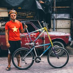 5d80ace2cd733 Ep 24 - Slow living on a bike with Kan Kyi Curwen