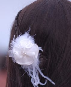 Breault Designs - Custom Fabric Flowers and Headpieces