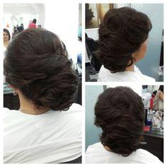 #hair #cabello #peinado #upDo #wave #ondas #recogido #hairdresser #hairstylist #estilista #peluquero #axel #axel04