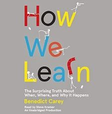 Audiobooks Today: How We Learn by Benedict Carey