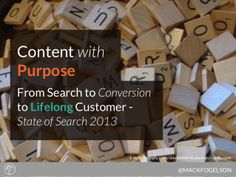 Creating content with purpose // Mack Fogelson
