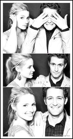 Dianna and Matthew