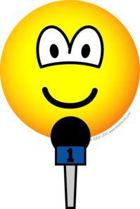 Interviewed emoticon