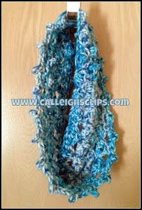 One skein cowl. AllFreeCrochet.com - Free Crochet Patterns, Crochet Projects, Tips, Video, How-To Crochet and More