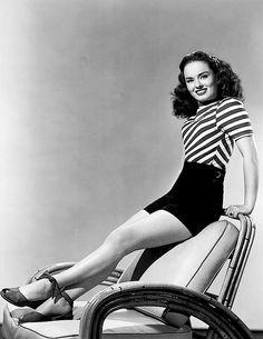 Ann Blyth, 1945.