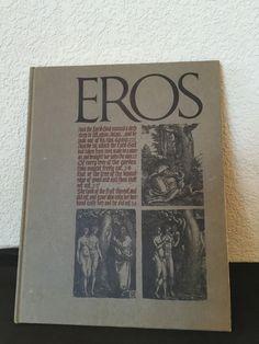 EROS Volume One Number Four #4 1962 Lubalin HARDCOVER Ginzburg Brady Illustratd