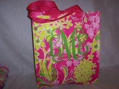 Lilly Pulitzer bag!!