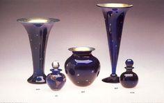 lundbergstudios - Historical Glass, Starry Night