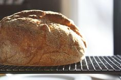 Got to try this one from NYTIMES (No Knead Bread - referred by @elise blaha cripe)