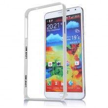 Bumper Galaxy Note 3 - 0.7 mm Metal Blanco  $ 34.798,06