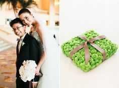 Celebrity Wedding: Paolo and Rissa