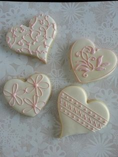 Gatsby wedding shower cookies | Cookie Connection
