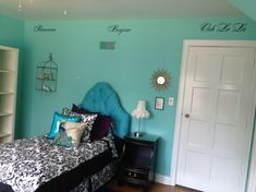 girls french paris themed bedroom