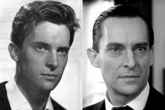 woodysblues: Younger and older Jeremy Brett.Some age rather beautifully. My heart… Sherlock Holmes Stories, Adventures Of Sherlock Holmes, Jeremy Brett Sherlock Holmes, Holmes Movie, Dr Watson, Morning Gif, 221b Baker Street, Music Mood, Crime Fiction