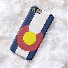 Flag of Colorado Barely There iPhone 6 Case