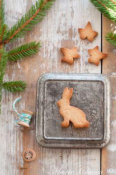 Pâte « magique » pour bredele et autres petits sablés de Noël  (Se décline aussi en super pâte à tarte !)  ♥ IG modéré ♥ Sans Lait ♥ Sans Oeufs ♥ Vegan ♥