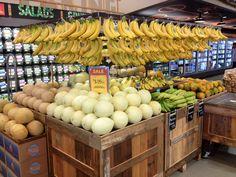 Colleyville TX bananas & melon